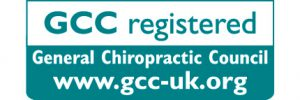 Registered with the General Chiropractic Council